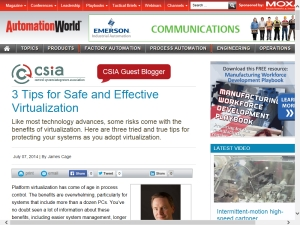 3 Tips for Safe and Effective Virtualization