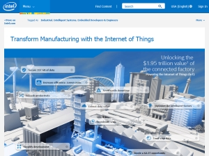 Transform Manufacturing with the Internet of Things