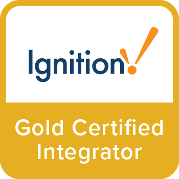 Inductive Automation Certified Gold Integrator