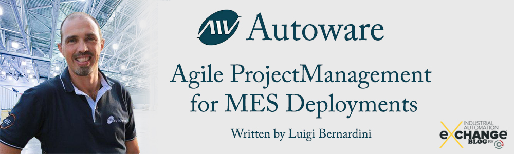 Agile Project Management for MES Deployments