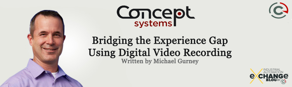 Bridging the Experience Gap Using Digital Video Recording