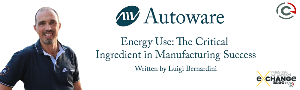Energy Use: The Critical Ingredient in Manufacturing Success