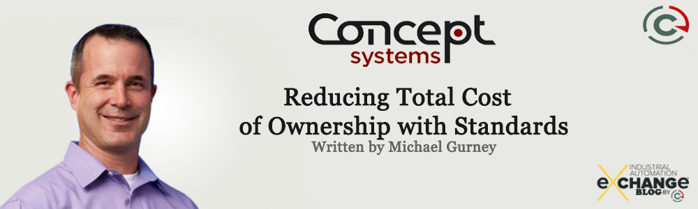 Reducing Total Cost of Ownership with Standards