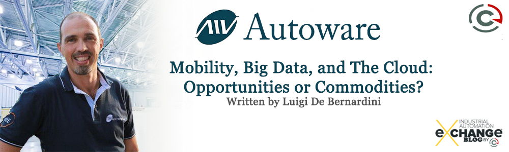 Mobility, Big Data and The Cloud: Opportunities or Commodities?