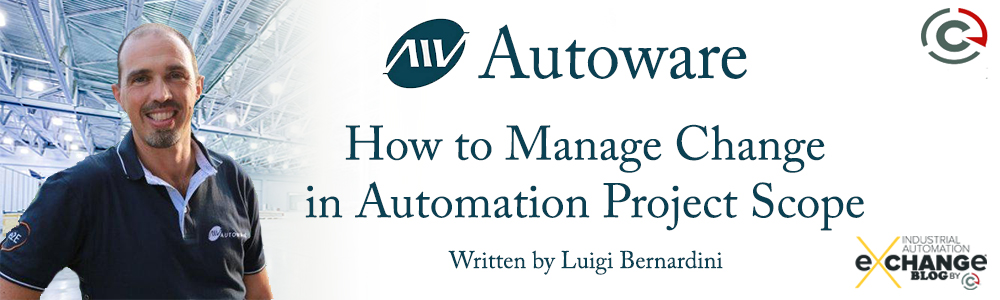 How to Manage Change in Automation Project Scope