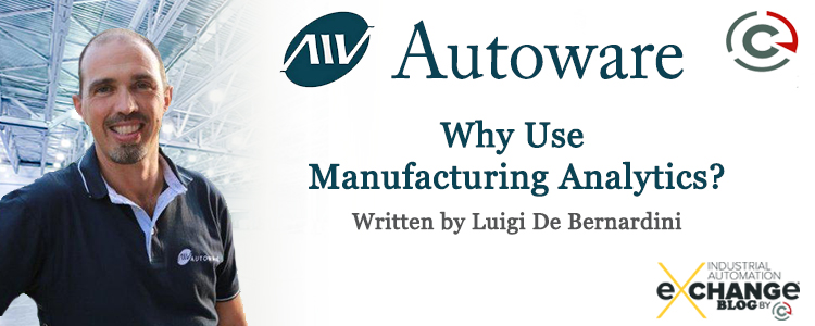 Why Use Manufacturing Analytics?