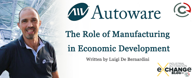 The Role of Manufacturing in Economic Development