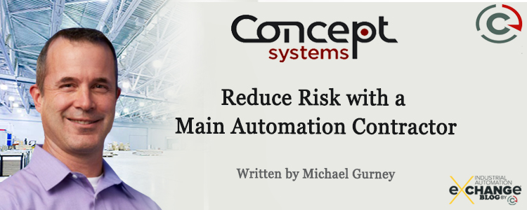 Reduce Risk with a Main Automation Contractor