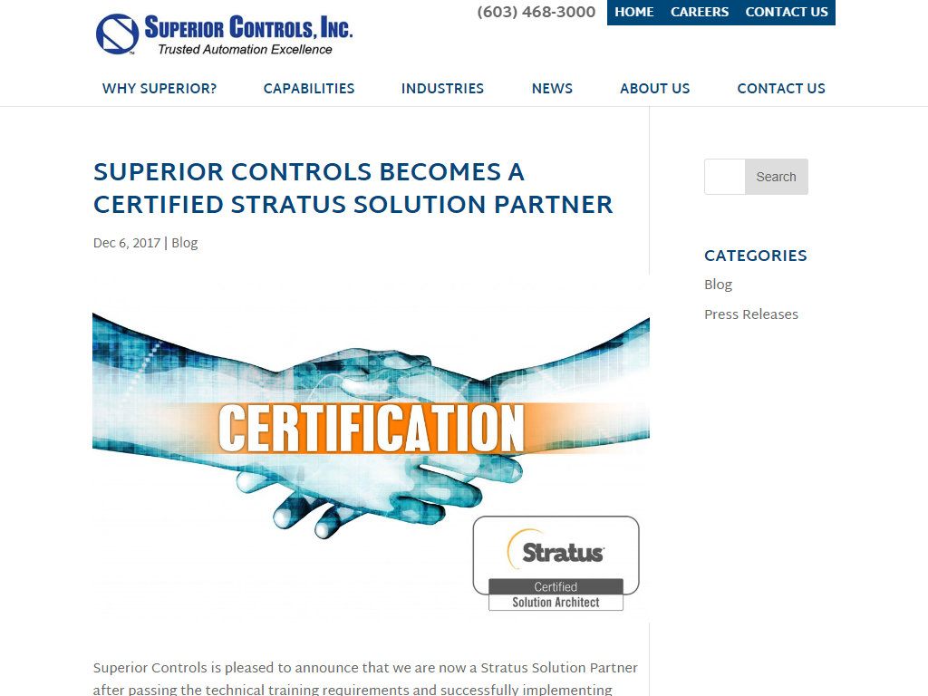 Csia We Have Achieved Another Certification Http