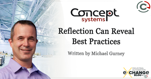 Reflection Can Reveal Best Practices