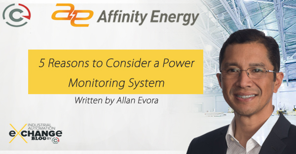 5 Reasons to Consider a Power Monitoring System