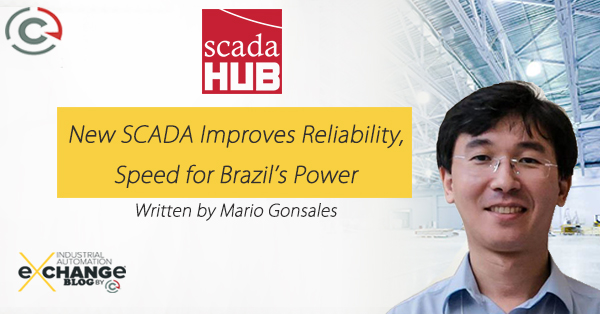 New SCADA Improves Reliability, Speed for Brazil's Power
