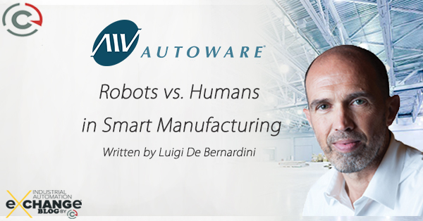 Robots vs. Humans in Smart Manufacturing