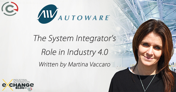 The System Integrator's Role in Industry 4.0