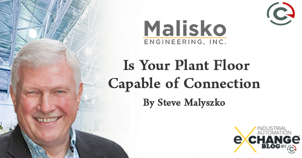 Is Your Plant Floor Capable of Connection?