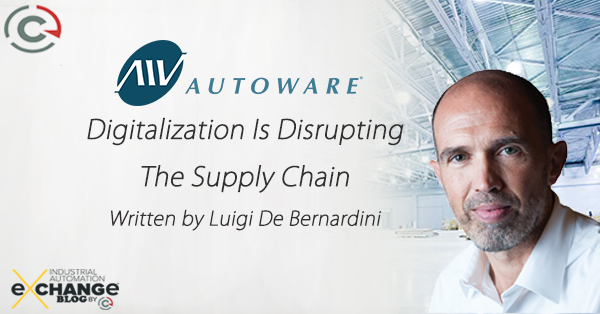 Digitalization Is Disrupting the Supply Chain