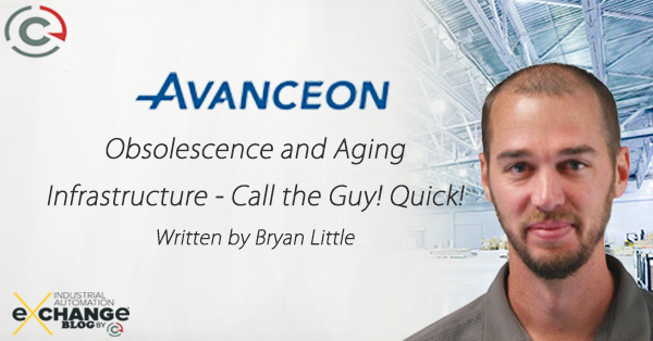 Obsolescence and Aging Infrastructure—Call the Guy! Quick!