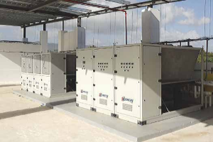 Team effort helps an industrial manufacturer of chillers stay competitive