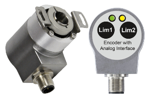 POSITAL Upgrades its Family of Analog Programmable Rotary Encoders