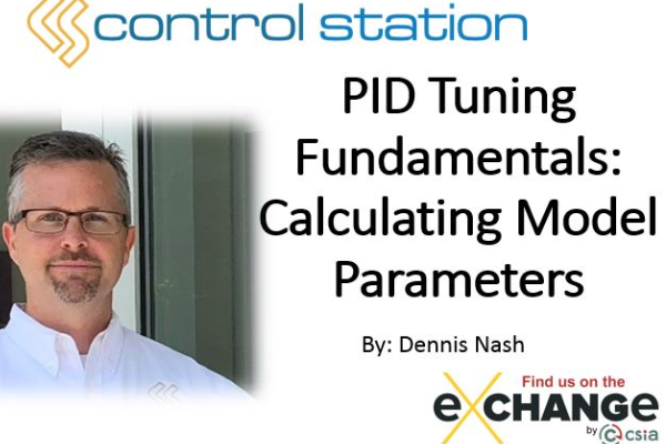 PID Tuning Fundamentals: Calculating Model Parameters