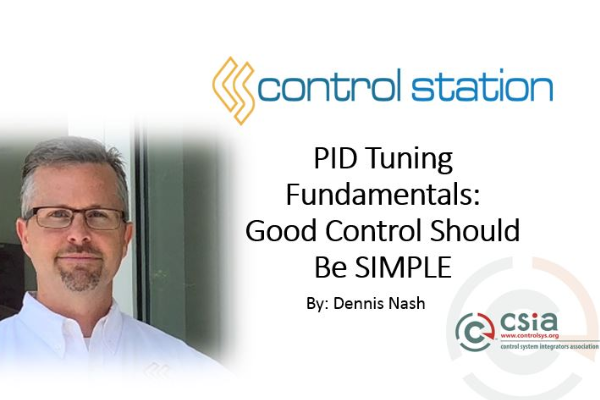 PID Tuning Fundamentals: Good Control Should Be SIMPLE