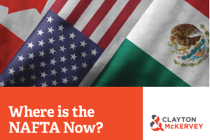 Where is the NAFTA Now?