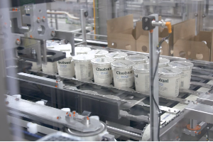 World's Largest Yogurt Plant Thrives on Ignition