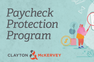 Paycheck Protection Program and Other Financing Options