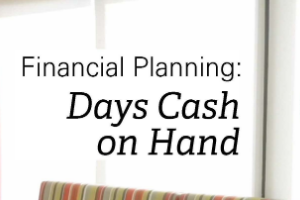 Financial Planning: Days Cash on Hand