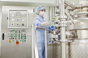 Pharma Manufacturer Reduces Risk of Losing Ingredients In Climate Controlled Room Through Control System Upgrade